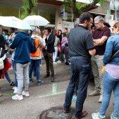 concentració tarragona detinguts disturbis - ACN