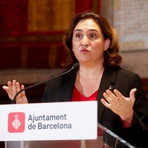 Ada Colau alcadessa de Barcelona - Efe