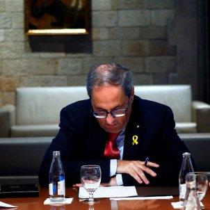 President Torra - Efe