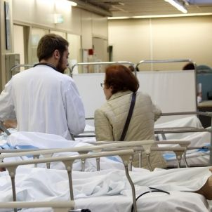 urgencies vall hebron hospital acn