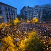 manifestants delegacio del govern espanyol el nacional marc ortin