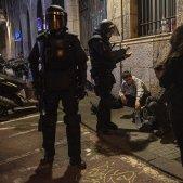 Policia Nacional Escorcolls Manifestacio - Sergi Alcazar
