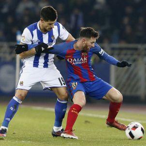 Leo Messi Barça Reial Societat EFE