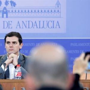 Albert Rivera-C's-Ayuntamiento Andalucia-efe