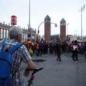 ELNACIONAL manifestacio cdr plaça espanya - mireia comas