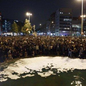 EL NACIONAL manifestacio CDR fairy plaça espanya font - Mireia Comas