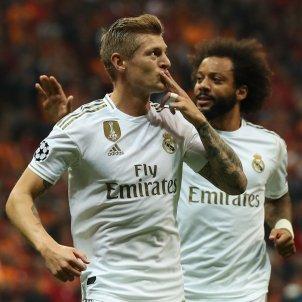 Kroos Marcelo Galatasaray Reial Madrid EFE