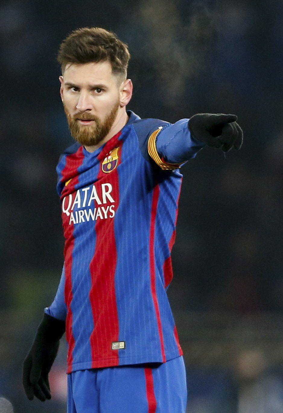Leo Messi Barça Reial Societat Copa EFE