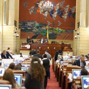 parlament de colòmbia   @CamaraColombia