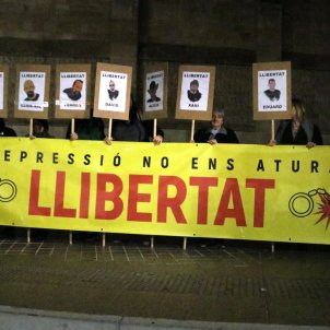 concentracio suport CDr detinguts Sabadell - ACN