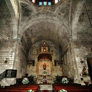 Santa Anna Barcelona José Prieto flickr