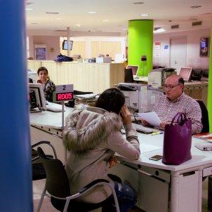 Oficina SOC ocupació atur ECN