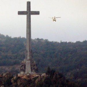 Exhumació Franco helicòpter Valle de los Caídos EFE (2)