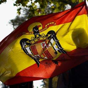 Bandera franquista EFE
