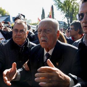 Tejero exhumació Franco   EFE