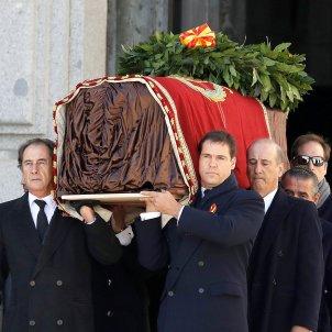 Exhumació Franco fèretre Valle de los Caídos EFE (2)