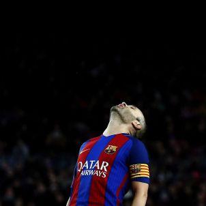 Andrés Iniesta Barça EFE