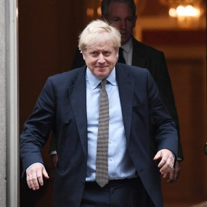 Boris Johnson - EFE