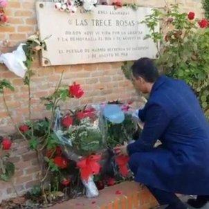 Pedro Sánchez Trece Rosas EFE