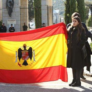 franco exhumacio bandera franquista preconstitucional aguila sant joan efe