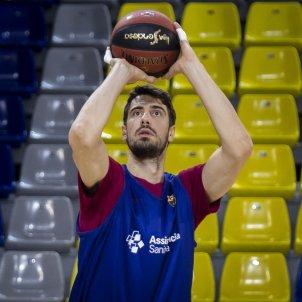 Ante Tomic Barça - Sergi Alcazar