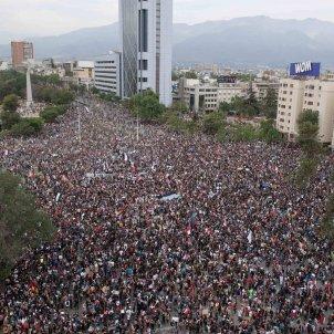 manifestacio xile - europa press