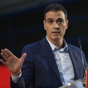 Pedro Sánchez campanya eleccions 10 N Europa Press