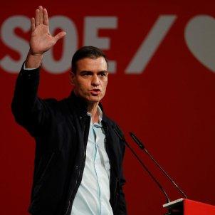 Pedro Sánchez campanya eleccions 10 N EFE