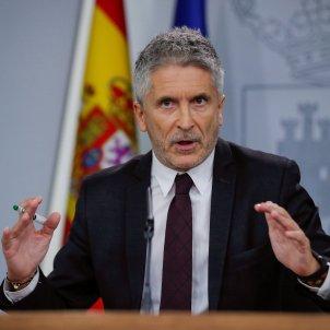 Fernando Grande Marlaska EFE