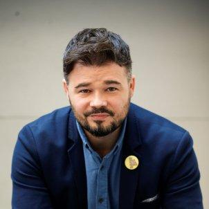 Gabriel Rufián EFE