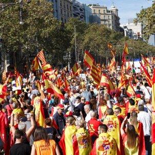 espanyolistes passeig de gracia mireia comas