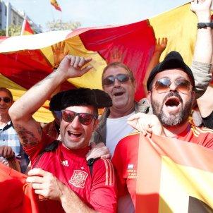 EL NACIONAL espanyolistes unionistes torero mireia comas