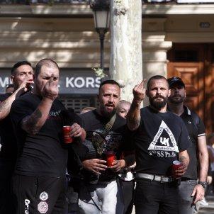 manifestacio espanyolista unionista ultres mireia comas