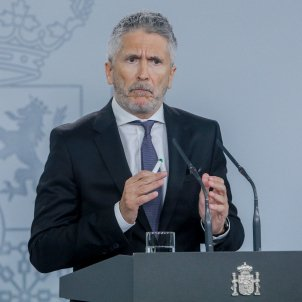 Fernando Grande Marlaska Moncloa Europa Press