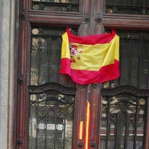 Òmnium atac seu espanyolista ultra @omnium