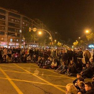 manifestants tallen meridiana Marta Lasalas (3)