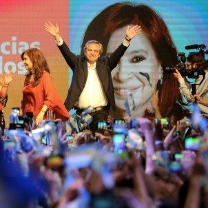 argentina alberto fernandez peronismo efe