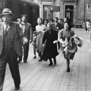 jueus Barcelona 'Voces caídas del cielo' 243 Comanegra American Jewish Joing Distribution Committee