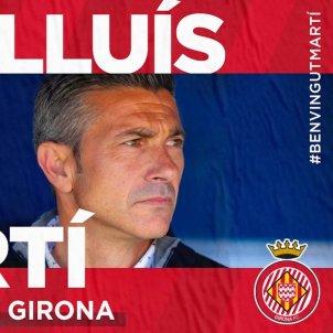 Josep Lluís Martí Girona FC
