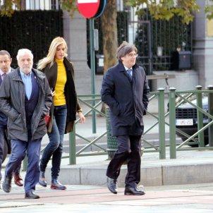 Puigdemont i Jami Matamala jutjat Brussel·les   ACN