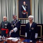 Carlos Lesmes   María José Segarra obertura any judicial EFE
