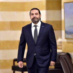 dimissio President Liban Saad Hariri - Efe
