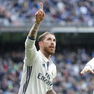 Sergio Ramos Reial Madrid Efe