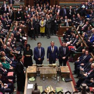 parlament britanic westminster - efe