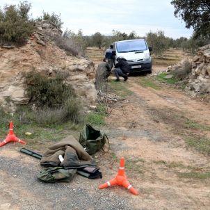 homicidi agents rurals Lleida / ACN