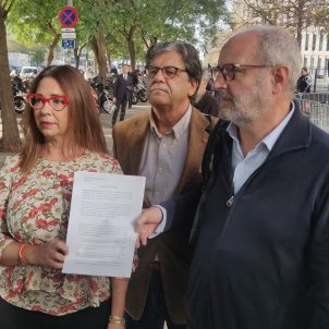 SCC presenta denuncia Fiscalia Paluzie - Europa Press
