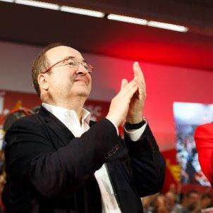 Miquel Iceta acte Viladecans - Mireia Comas