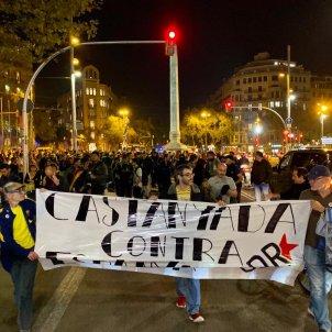 Manifestació CDR Castanyada - Marc Ortín