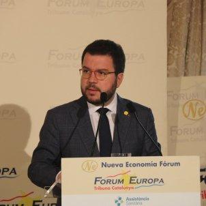 Pere Aragones Forum Europa - ACN