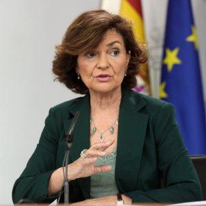 Carmen Calvo consell Ministres Moncloa EFE (2)